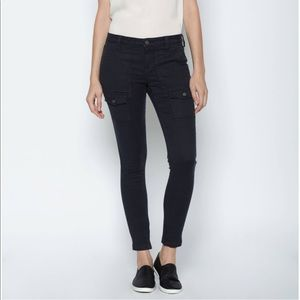 Joie So-Real Skinny Cargo Jeans